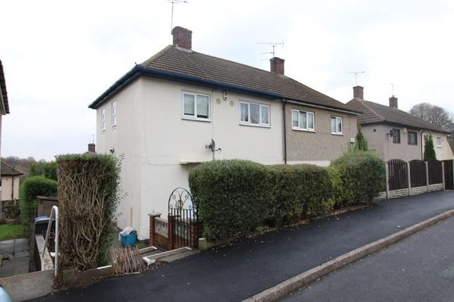 Thumbnail Semi-detached house for sale in New Cross Drive, Woodhouse, Sheffield