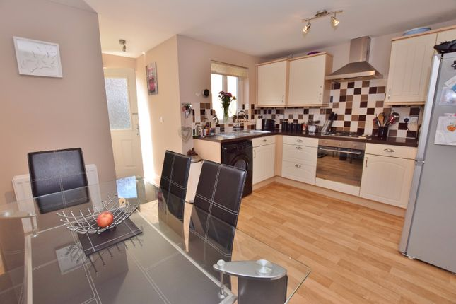 Thumbnail End terrace house to rent in Tunbridge Way, Singleton Hill, Ashford, Kent