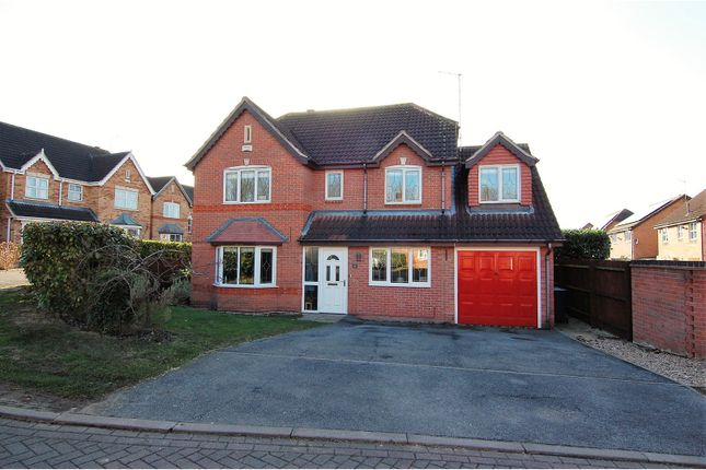 Thumbnail Detached house for sale in Cumbria Grange, Gamston