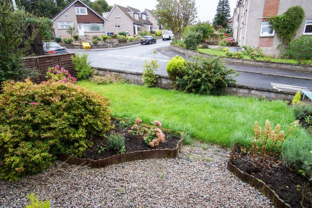 Front Garden of Ceres Crescent, Broughty Ferry, Dundee DD5