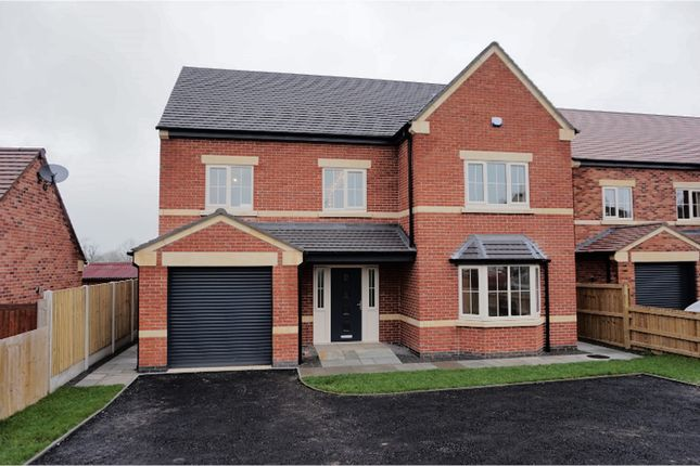 Thumbnail Detached house for sale in Birkinstyle Lane, Alfreton
