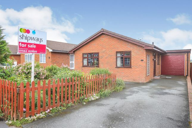 Thumbnail Detached bungalow for sale in Yew Tree Grove, Highley, Bridgnorth