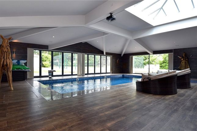 Thumbnail Detached house for sale in Brockhurst Park, Rickmans Lane, Stoke Poges