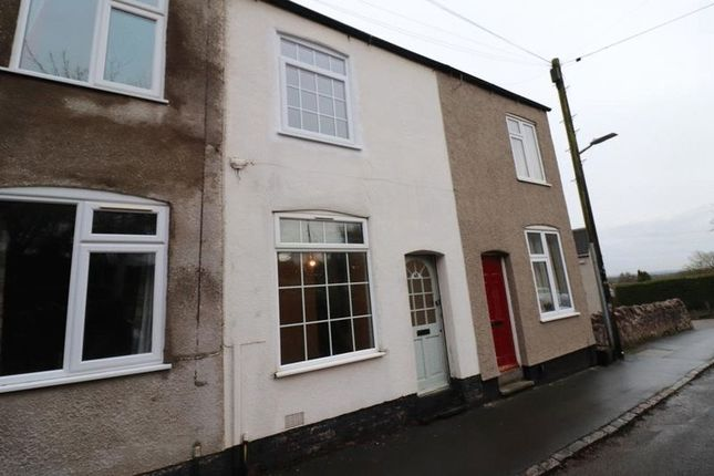 Thumbnail Terraced house for sale in The Green, Markfield