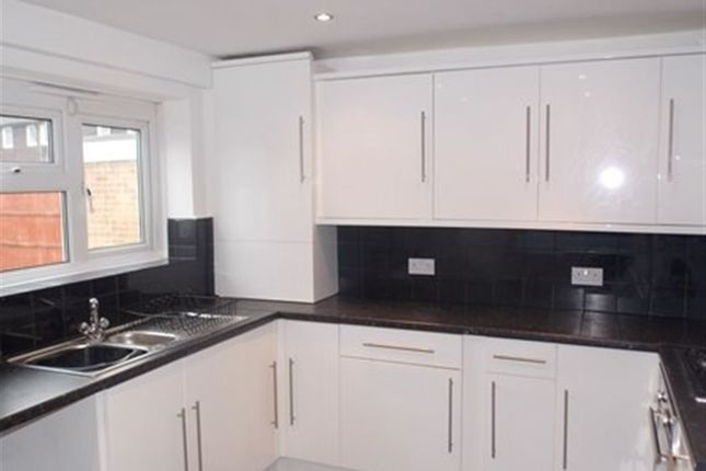 Thumbnail Terraced house to rent in Radburn Court, Stapleford