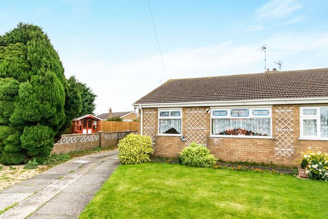 Thumbnail Semi-detached bungalow for sale in Laura Court, Ingoldmells, Skegness