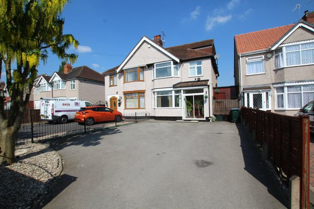Thumbnail Semi-detached house for sale in Ansty Road, Coventry