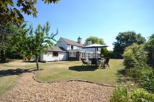 Thumbnail Detached house for sale in Back House Farm, Hall Lane, Mawdesley