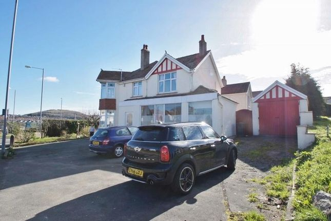 Thumbnail Semi-detached house for sale in LL30, Penrhyn Bay, Borough Of Conwy