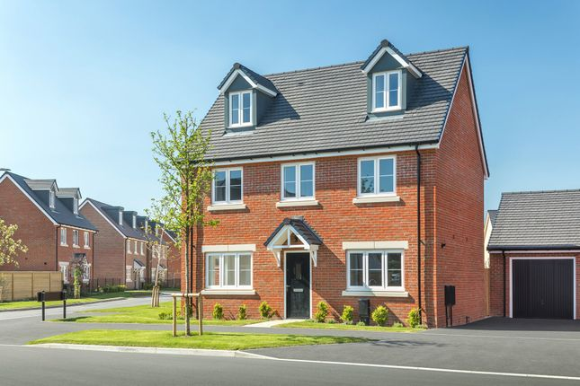 """4 bed detached house for sale in """"Oatfield"""" at Sheerwater Way, Chichester PO20"""