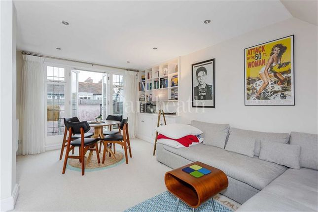 2 bed flat for sale in Tudor Close, Belsize Park, London