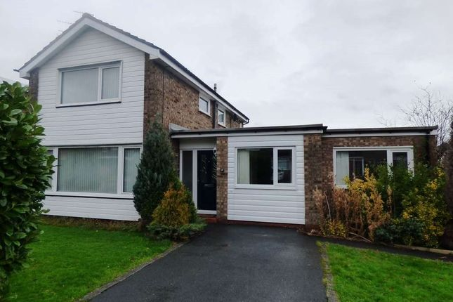 Thumbnail Detached house to rent in Westminster Drive, Cheadle Hulme, Cheadle