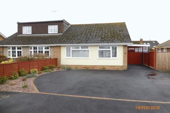Thumbnail Bungalow to rent in Hardy Road, Bishops Cleeve, Cheltenham