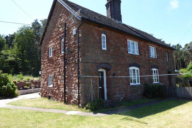 Thumbnail Semi-detached house to rent in Grug Hill, Ruyton Xi Towns, Shrewsbury