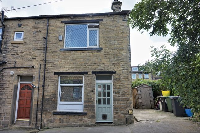 Thumbnail End terrace house for sale in Gladstone Street, Farsley