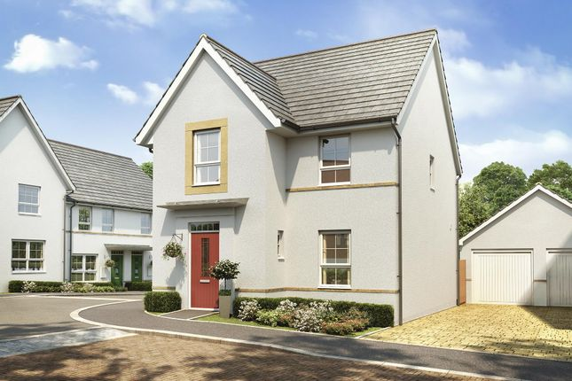"""Thumbnail Detached house for sale in """"Kington"""" at Kergilliack Road, Falmouth"""