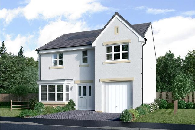 "Thumbnail Detached house for sale in ""Nairn"" at Murieston Road, Murieston, Livingston"