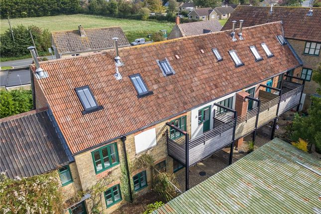 Thumbnail Terraced house to rent in The Glove Factory, Montacute Road, Tintinhull, Yeovil