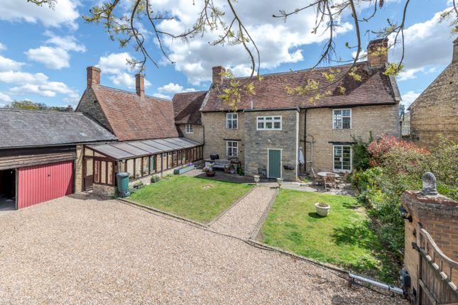 Thumbnail Detached house for sale in Bridge End, Bromham, Bedford