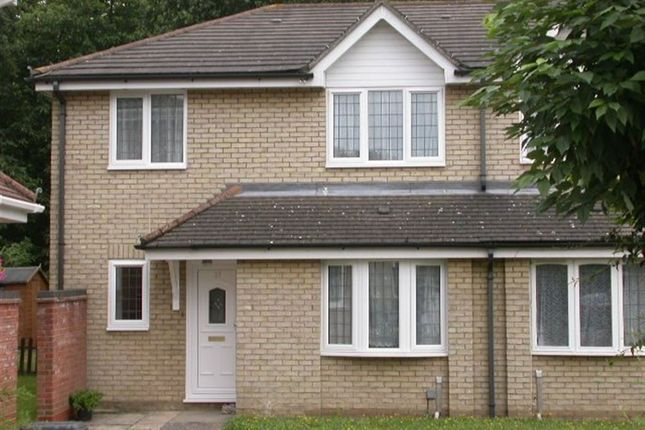 Thumbnail Property to rent in Wryneck Close, Colchester