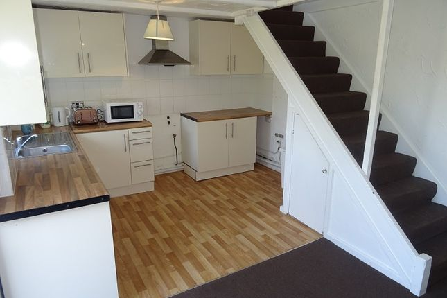 Thumbnail End terrace house to rent in Sundridge Drive, Chatham, Kent.