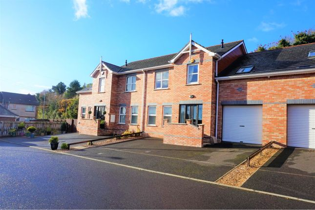 Thumbnail Semi-detached house for sale in Aspen View, Newtownabbey