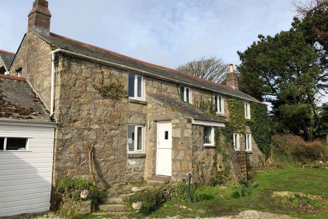 Thumbnail Detached house for sale in Quarry Lane, Paul, Penzance