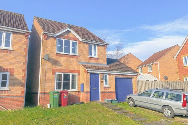 Thumbnail Detached house to rent in Bedford Way, Scunthorpe