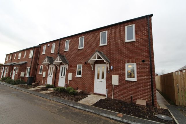 Thumbnail Terraced house to rent in Summit Drive, Bessacarr, Doncaster