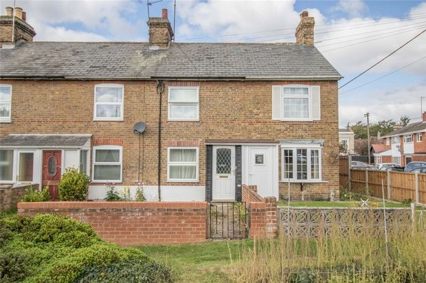 Thumbnail Detached house for sale in Highbury Terrace, Halstead