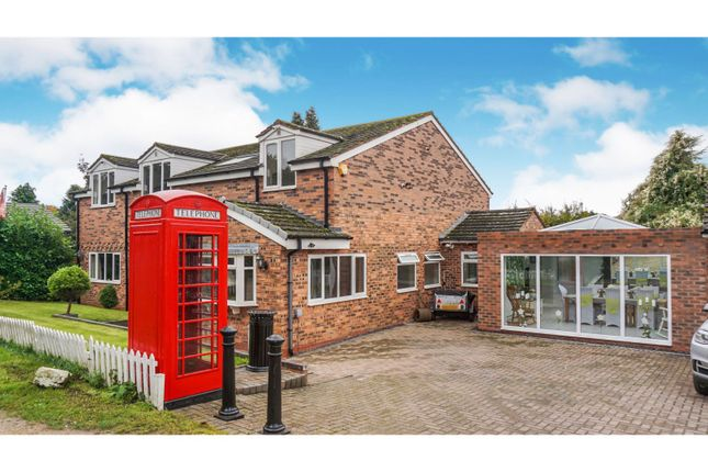 Thumbnail Detached house for sale in Kingsbury Road, Sutton Coldfield