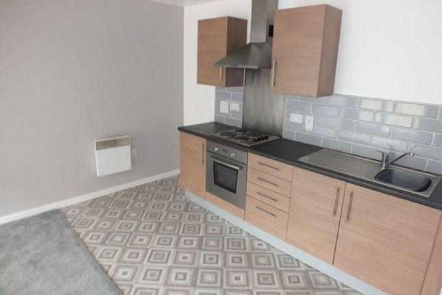 Kitchen of Manchester Court, Burslem, Stoke-On-Trent ST6