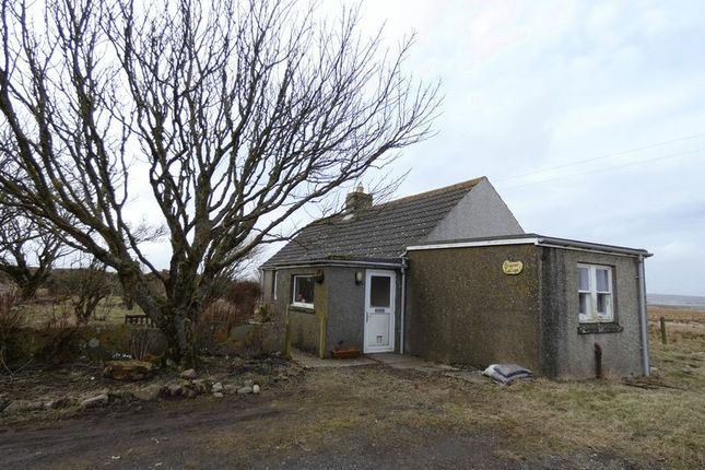 Thumbnail Bungalow for sale in Barrock, Thurso