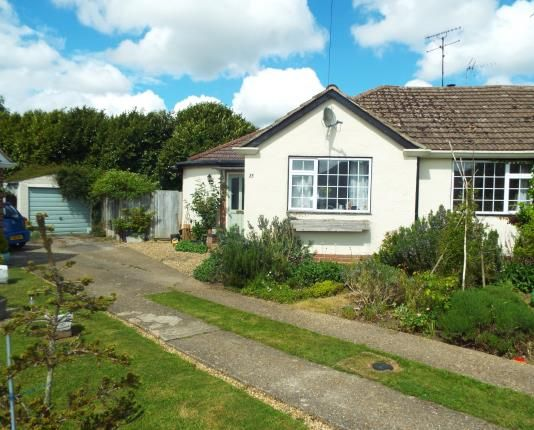 Thumbnail Bungalow for sale in Chaucer Close, Canterbury, Kent, Uk