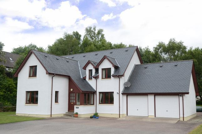 Thumbnail Detached house for sale in Old Railway Goods Yard, Albert Road, Ballachulish