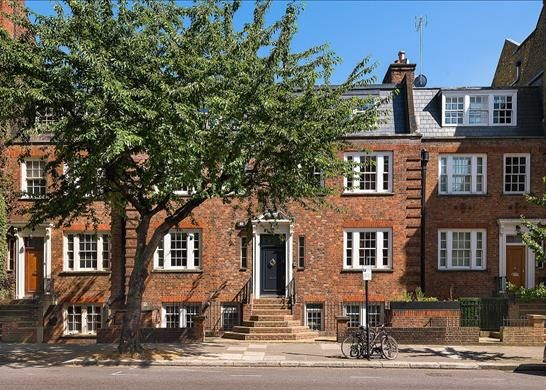 Thumbnail Detached house to rent in Royal Hospital Road, Chelsea