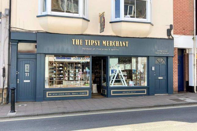 Thumbnail Pub/bar to let in Budleigh Salterton, Devon
