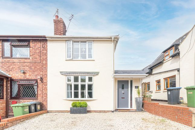 3 bed semi-detached house for sale in Biddles Hill, Poolhead Lane, Earlswood B94