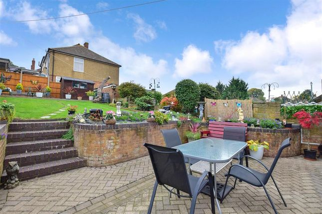 Thumbnail Semi-detached house for sale in Coombfield Drive, Dartford, Kent