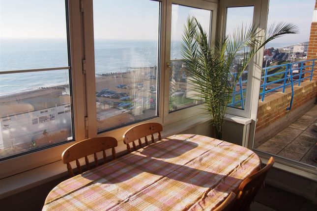 Thumbnail Flat for sale in Glyne Hall, De La Warr Parade, Bexhill-On-Sea