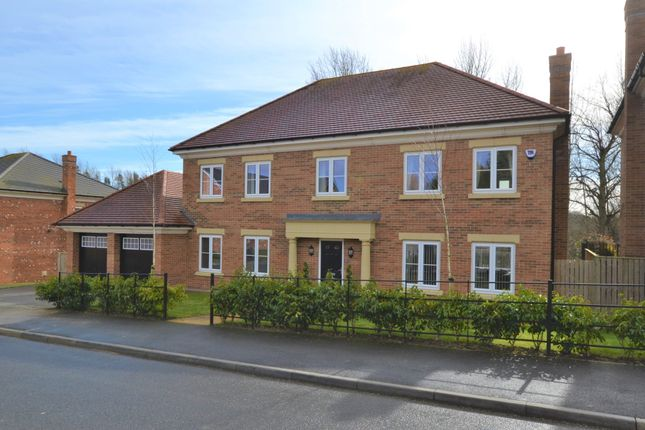 Thumbnail Detached house for sale in Chevallier Court, Potters Bank, Durham City