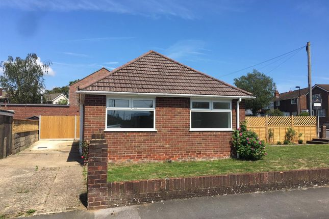 Thumbnail Detached bungalow for sale in Butts Road, Sholing, Southampton
