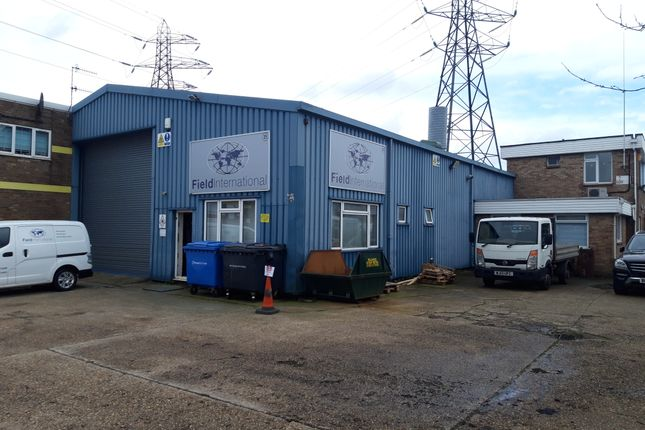 Thumbnail Light industrial to let in 15 Didcot Road, Nuffield Industrial Estate, Poole