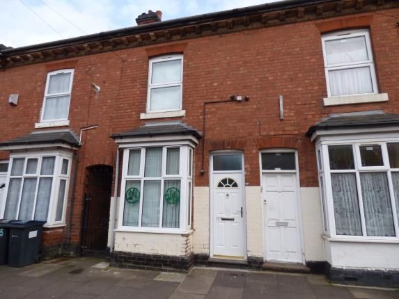 2 bed terraced house for sale in Palace Road, Small Heath, Birmingham, West Midlands