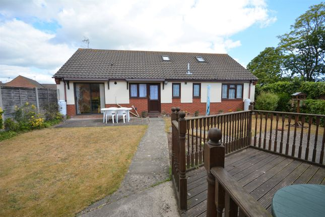 Detached bungalow for sale in The Firs, Jermyns Road, Reydon