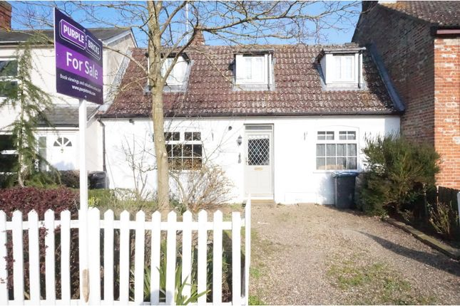 Thumbnail Cottage for sale in The Street, Bredfield