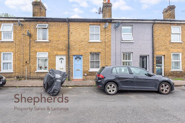 Thumbnail Terraced house to rent in North Road, Hoddesdon, Hertfordshire