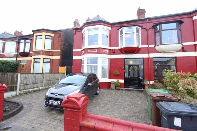 Thumbnail Semi-detached house for sale in Orrell Lane, Bootle