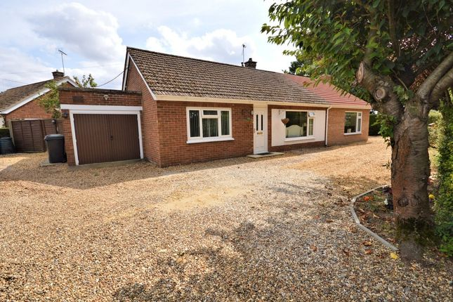 Thumbnail Detached bungalow for sale in Handel Drive, Dereham