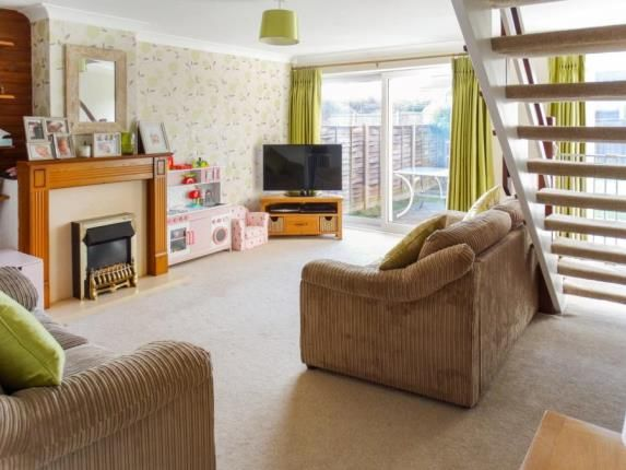 Thumbnail End terrace house for sale in Rowan Way, Witham